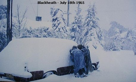 Blackheath, 18th July, 1965